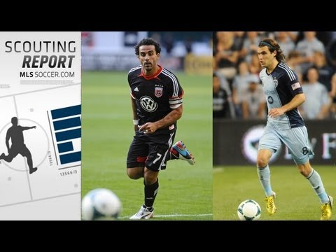 The Scouting Report: D.C. United vs. Sporting KC