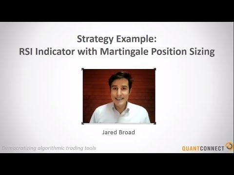 RSI with Martingale Position Sizing - Strategy Walk Through