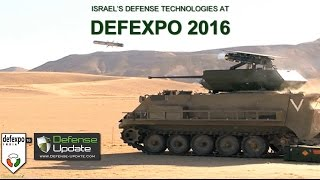 Israel at Defexpo 2016 - Preview