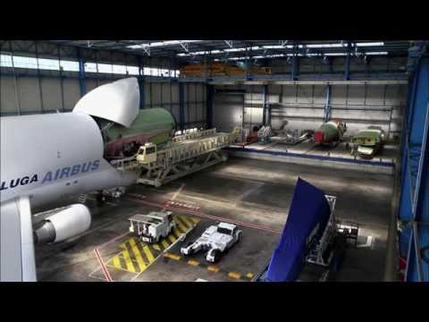 Airbus' Beluga celebrates 20 years in the air