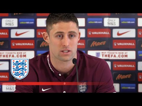 Gary Cahill: 'Wembley sell-out will spur us on' | FATV News