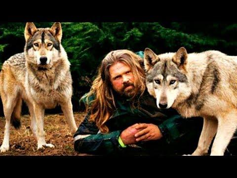 Die Wölfe liebe ihn! Unglaubliche Freundschaften mit wilden Tieren!