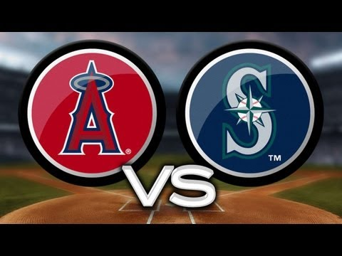 7/13/13: Felix, Smoak lead Mariners past the Angels