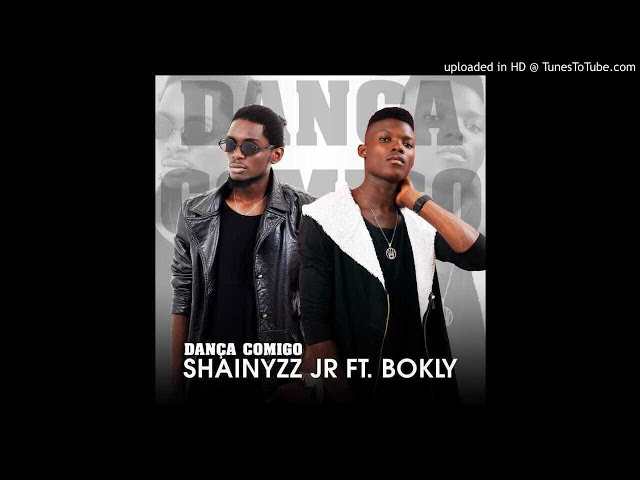 Shainyzz Jr  feat  Bokly - Dança Comigo [Prod By Revolution music] (Audio) thumbnail