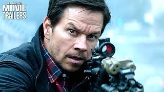 MILE 22 Trailer NEW (2018) - Mark Wahlberg Action Thriller