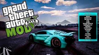 Endeavour Mod: GTA V PC Trainer / Grand Theft Auto 5