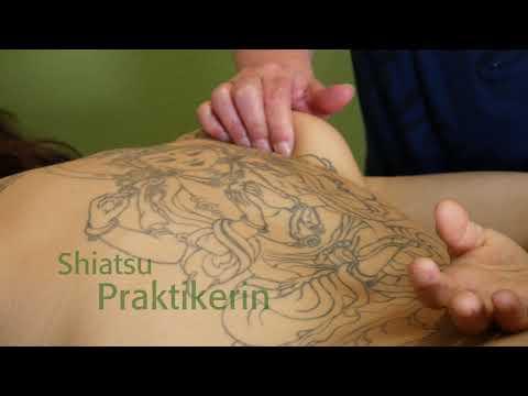 Shiatsu Massage Hannelore Hasenstab