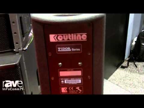 InfoComm 2014: Outline Presents EIDOS 6.5 Super-Compact Loudspeaker