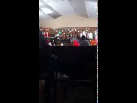 Christmas carol by angelic chorus Goa
