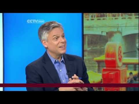 Jon Huntsman Discusses the Effects of China's Latest Leadership Change (Part 1)