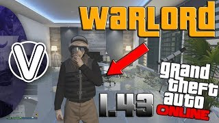 GTA 5 Online | How To Create The Warlord Tryhard Outfit 1.43 *TAN JOGGERS* (GTA 5 Online Glitches)