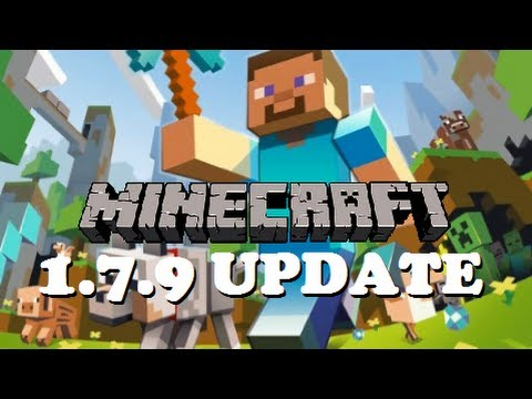 ★Minecraft 1.7.9 UPDATE Small Update 1.8.0 Coming Soon Name Changes On The Way
