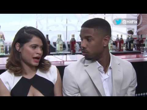 Fruitvale Station - Octavia Spencer, Ryan Coogler, Michael B. Jordan & Melonie Diaz Interview