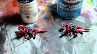 Testors Airbrush Tips and Troubleshooting