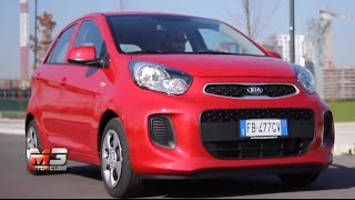 NEW KIA PICANTO 2016 - FIRST TEST DRIVE