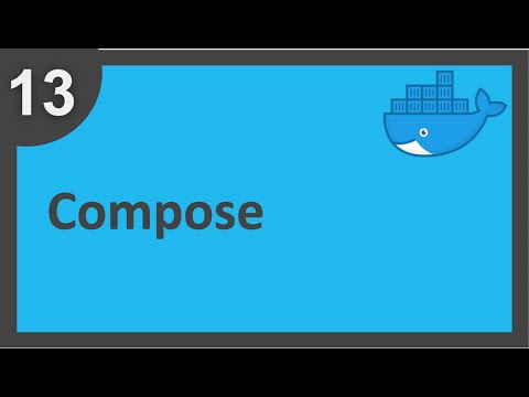 What is Docker Compose | How to create docker compose file | How to use Compose