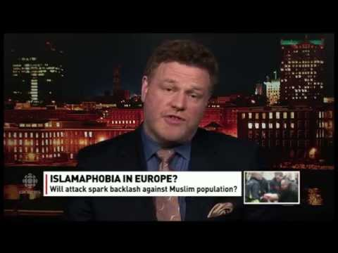 Mark Steyn, Mohamed El Rashidy on religious sensitivity and freedom of expression