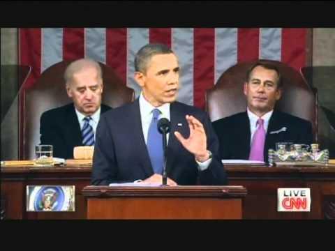 President Obama State of the Union Address (January 25, 2011)