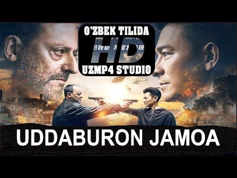 Uddaburon Jamoa HD Premyera O'zbek tilida 2017 UZMP4 STUDIO