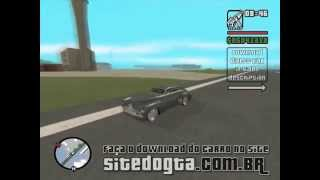 Carro Holden Efijy para o jogo GTA San Andreas GRAND THEFT AUTO CARS