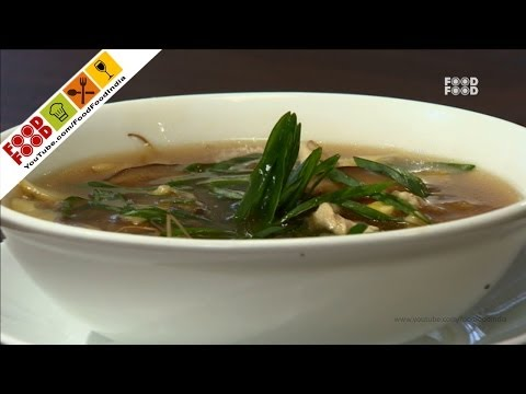 Pekinese Soup | Food Food India - Fat To Fit | Healthy Recipes