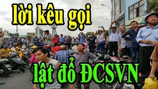 Lời kêu gọi liên kết lật đổ đảng Cộng Sán VN người Việt Nam mới có hòa hợp hòa giải