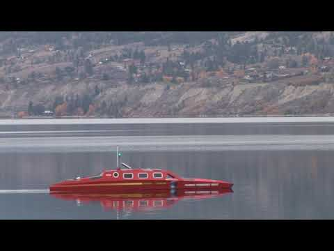 WiTHiN Vancouver Island Sea Trials Part 2