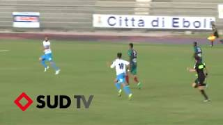 EBOLITANA SANCATALDESE 1-1 GLI HIGHLIGHTS
