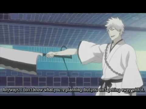 Bleach hollow ichigo vs muramasa