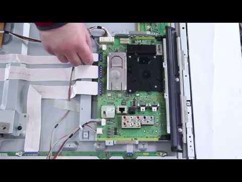 Panasonic Plasma TV 1 Blink Code Explained Repair for 2011 Panasonic Plasma TV