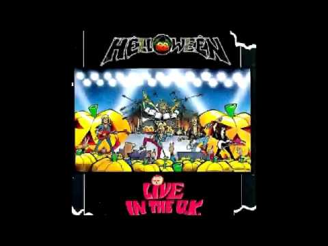 Helloween - Live in the UK (1989)