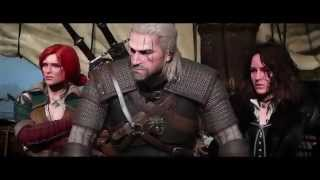 The Sword Of Destiny - The Witcher 3: Wild Hunt (PS4, englisch)