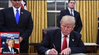TRUMP ADMITS NIBIRU IS REAL, SIGNS EXECUTIVE ORDERS