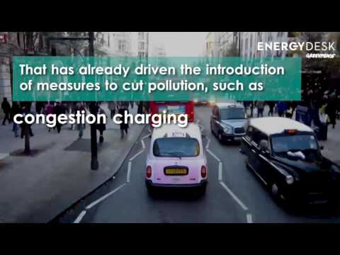 How Brexit could cause extra deaths from air pollution