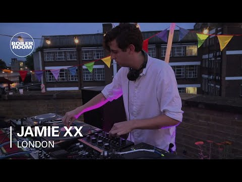 Jamie Xx Boiler Room London X Young Turks Dj Set video