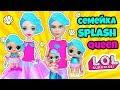 СЕМЕЙКА Splash Queen Куклы ЛОЛ Сюрприз! Мультик Сплэш Квин LOL Families Surprise Видео для Детей