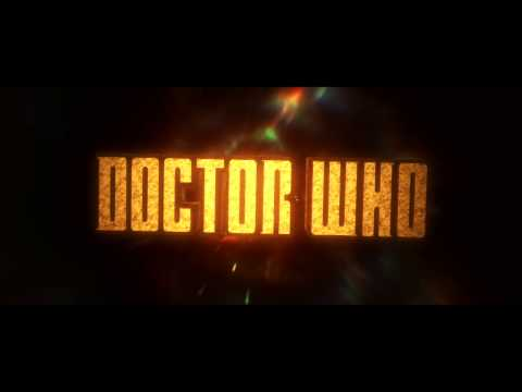 Doctor Who -  2013 Title Sequence (fan-made) video