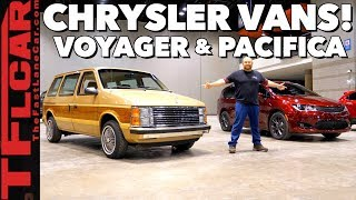 The Crazy Cool 1980's Plymouth Voyager is Back! Sort of...