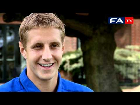Michael Dawson - England Player Interview 02/09/10