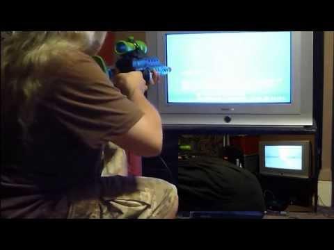 Silent Scope Light Rifle Test