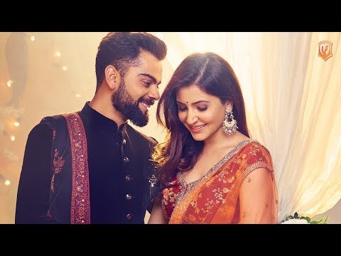 Virat And Anushka - Wedding Special - Tujh Me Rab Dikhta Hai || MUST WATCH ||