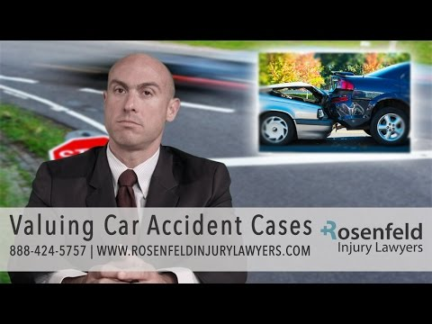 How Much Is A Chicago Car Accident Case Worth From Injury Attorney Jonathan Rosenfeld