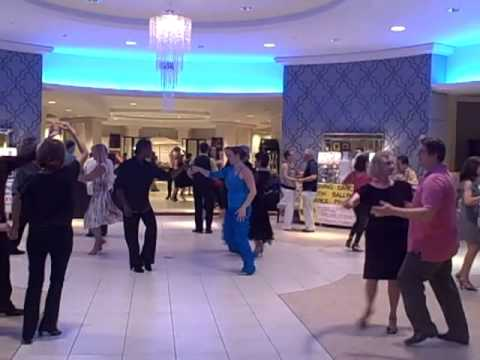 Fundraiser Dance By Orlando Chapter Of Usa Dance Macy 39 S Furniture Gallery Youtube