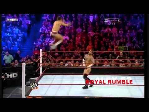 A52v WWE Royal Rumble 2011 Highlights Recap HD