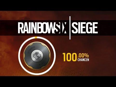 Das 100% Alpha Pack Rainbow Six Siege Kackboons Trolling (Deutsch/German)