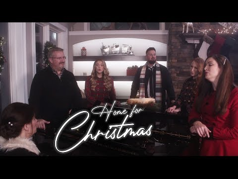 Home for Christmas | Official Music Video | The Collingsworth Family