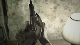 Resident Evil 7: How to get the Gun