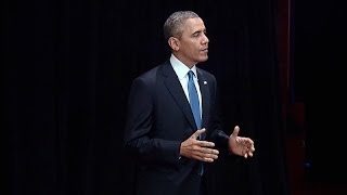 President (Obama) Delivers a Statement on Fort Hood  4/3/14