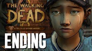 The Walking Dead Season 2 Episode 5 ENDING - Gameplay Walkthrough Part 6