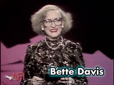 Bette Davis Declares Frank Capra A Great Director